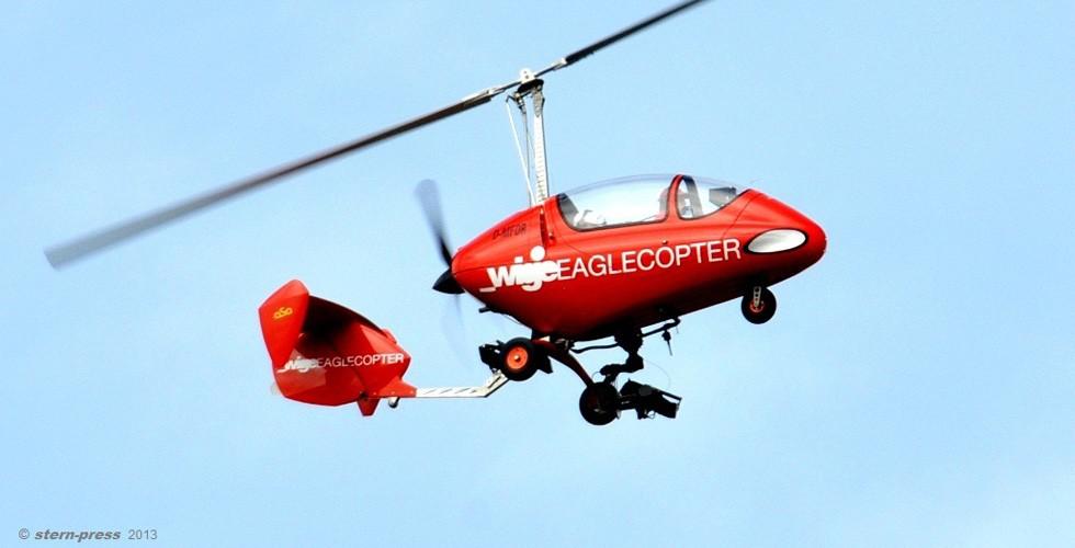 Eaglecopter - Austria, Germany & Slovakia